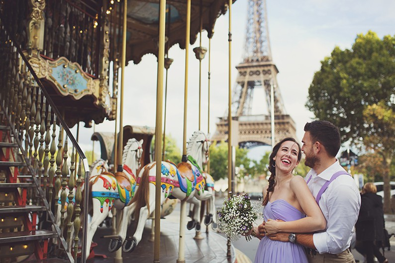 Elopement in Italy and abroad
