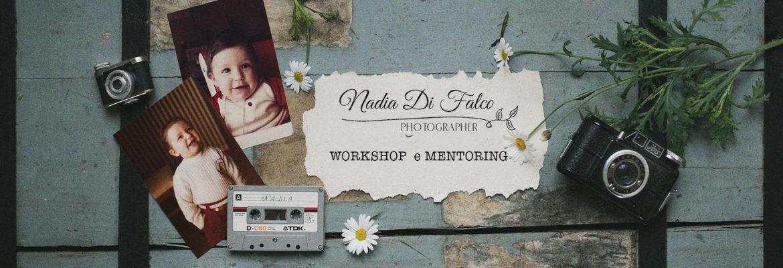 Mentoring fotografia di matrimonio e di famiglia